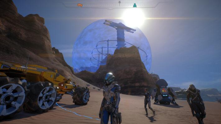 ME Andromeda screenshot retrogamepapa