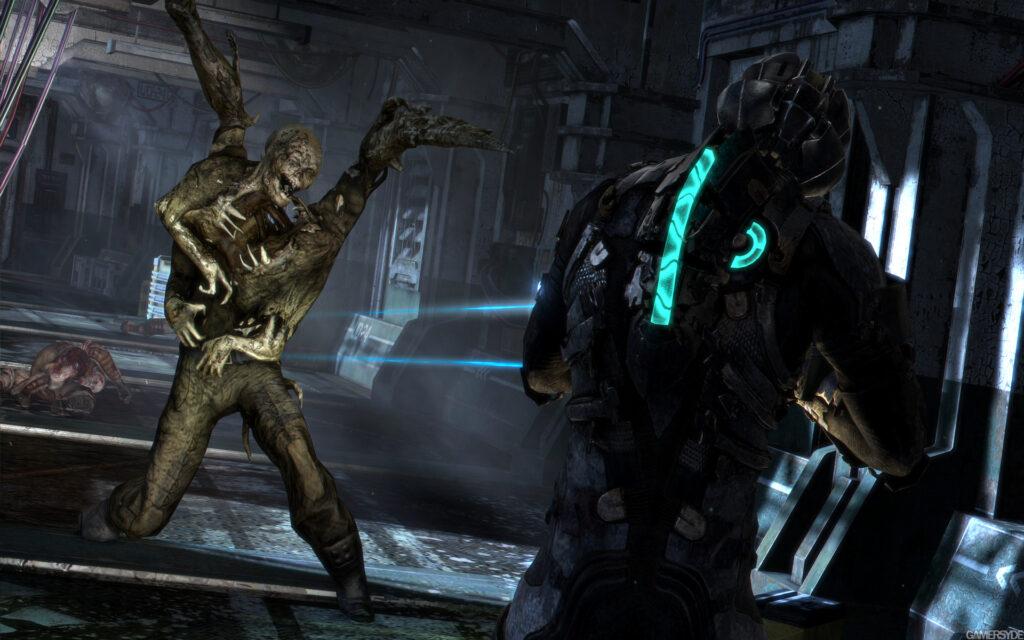 dead space 3 screenshot game sequels retrogamepapa