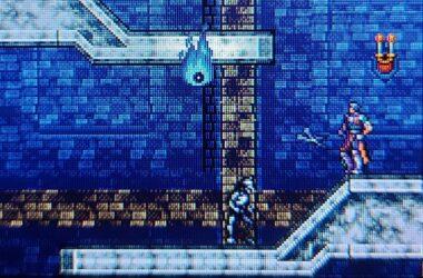 castlevania: circle of the moon gba screenshot retrogamepapa