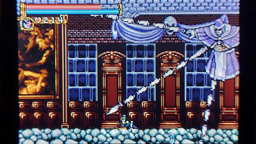 castlevania: circle of the moon death bossfight retrogamepapa
