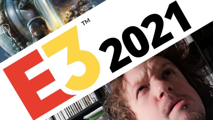 E3 2021 E3 games retrogamepapa