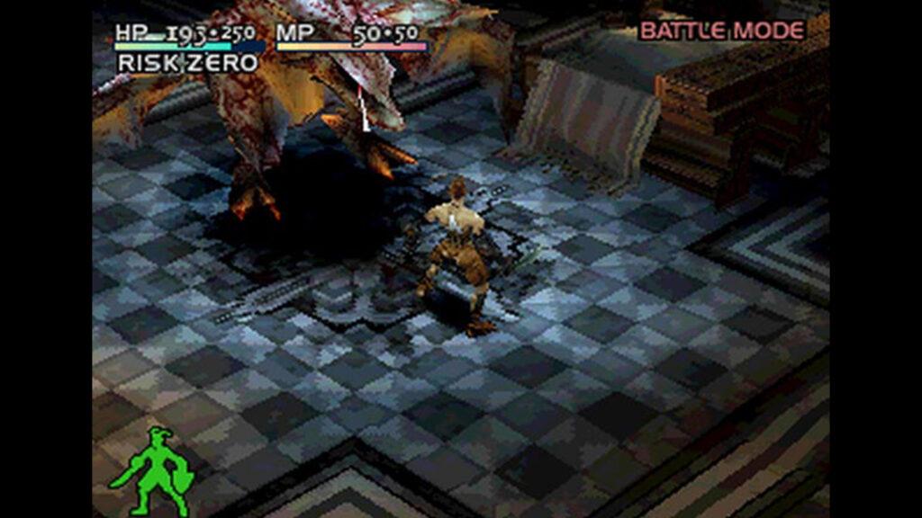 vagrant story PS1 squaresoft games retrogamepapa