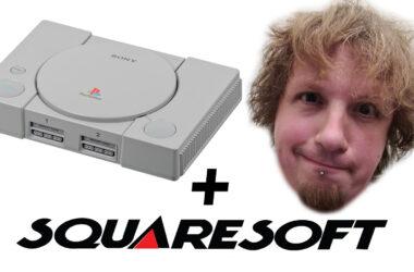 PS1 squaresoft games retrogamepapa