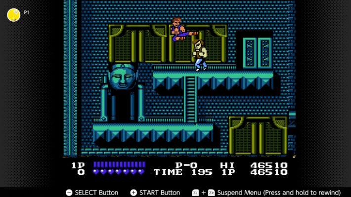 double dragon screenshot retrogamepapa films van games
