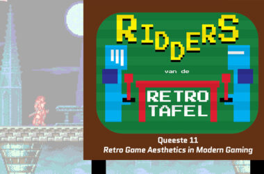 retro game aesthetics in modern gaming