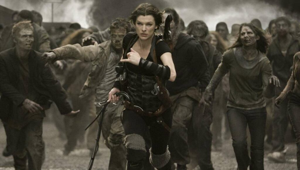 resident evil the final chapter promotionele foto