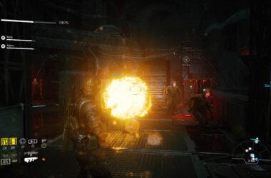 Aliens Fireteam Elite flamethrower working joes retrogamepapa