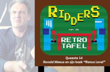 ronald meeus ridders van de retro tafel podcast gast retrogamepapa