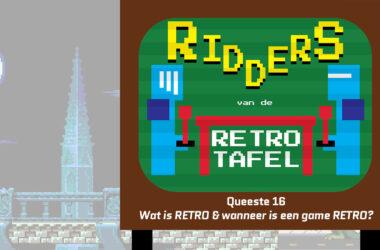 wat is retro en wanneer is een game retro podcast retrogamepapa ridders van de retro tafel