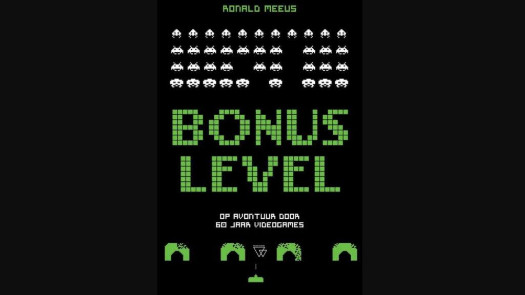 bonus level cover ronald meeus retrogamepapa