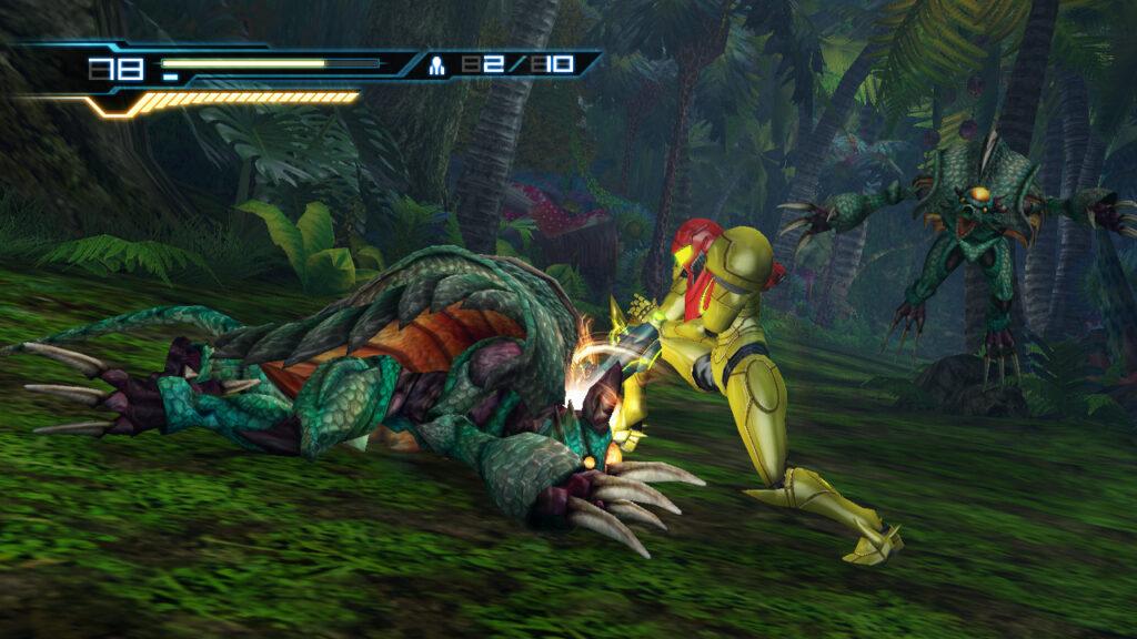 metroid games screenshot metroid other m retrogamepapa