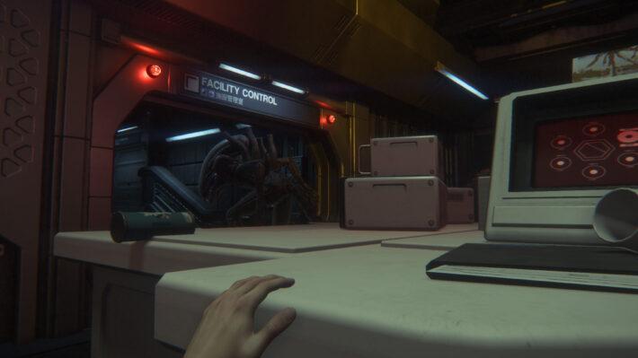 alien isolation eerste ontmoeting alien retrogamepapa engste games